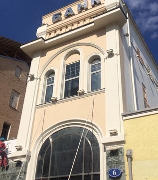 Мастер класс по ремонту фасада